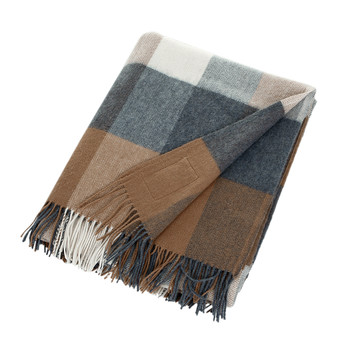 Lambswool Throw - WR81