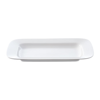 Dine Rectangular Platters - Set of 2 - 15x26cm