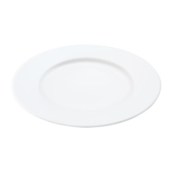 Dine Rimmed Bread/Cake Plates - Set of 4 - 18cm