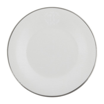Lizzard Bread Plates - Set of 6 - Platinum