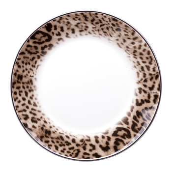 Jaguar Dessert Plates - Set of 6