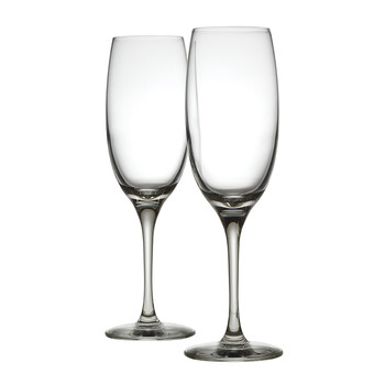 Mami XL - Champagne Flutes - Set of 2