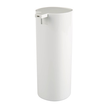 Tall Birillo Liquid Soap Dispenser - White