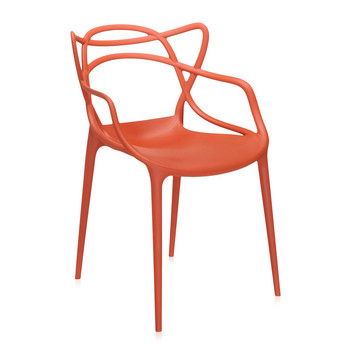 Chaise Masters - Orange Rouille