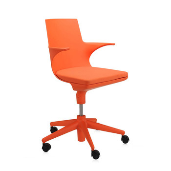 Spoon Chair - Orange