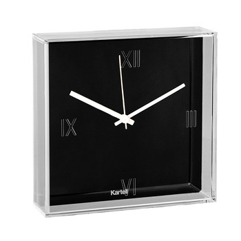 Tic&Tac Wall Clock - Black