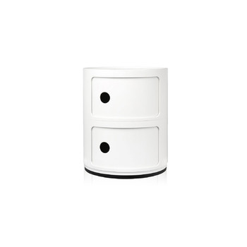 Componibili Storage Unit - White