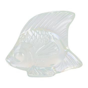 Fish Figure  - Opalescent Luster
