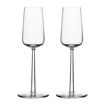 Essence Champagne Glass - Set of 2