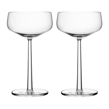 Essence Cocktail Glasses - Set of 2