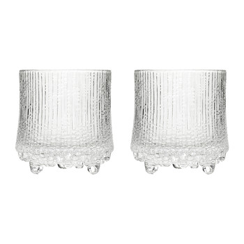 Ultima Thule Glass Tumblers - Set of 2