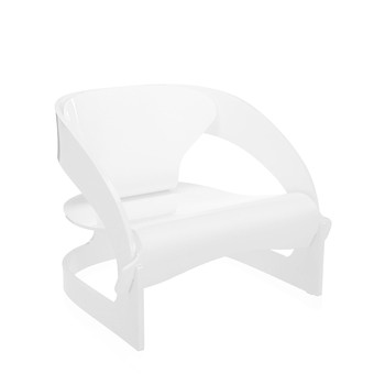 Joe Colombo Armchair - White