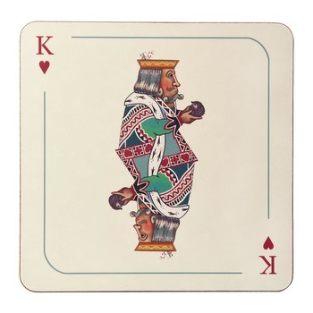 Louise Kirk - Alice in Wonderland Placemat - King