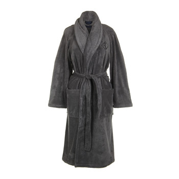 Langdon Bathrobe - Charcoal