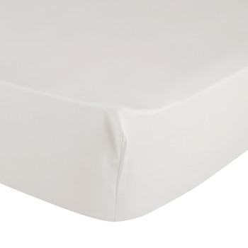 Triomphe - Fitted Sheet Pearl