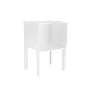 Ghost Buster Commode - Small - White