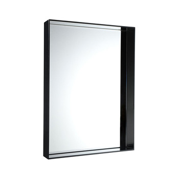 Only Me Mirror - Glossy Black