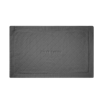 Avenue Bath Mat - Charcoal
