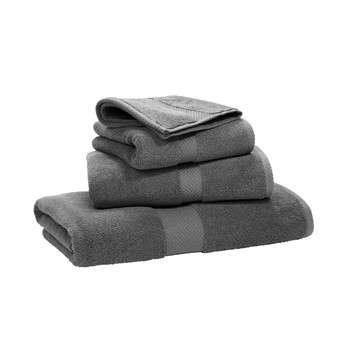 Avenue Towel - Charcoal