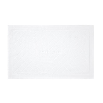 Avenue Bath Mat - White