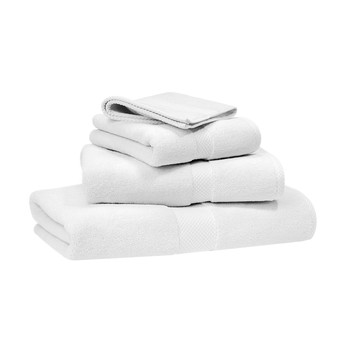 Avenue Towel - White