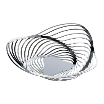 Trinity Basket - Stainless Steel