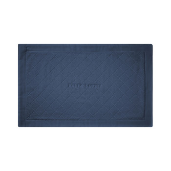 Avenue Bath Mat - Peacock