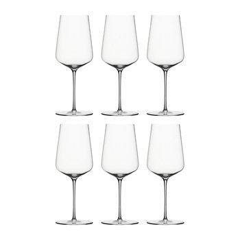 Universal Wine Glass - Set of 6