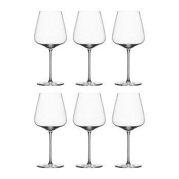 Bordeaux Wine Glass - Set of 6