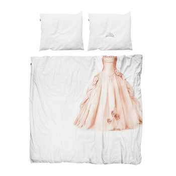 Princess Duvet Set - Double