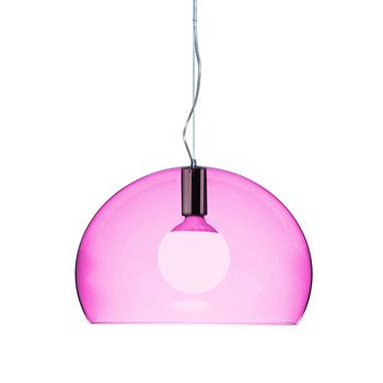 Mini FL/Y Ceiling Light - Cardinal Red