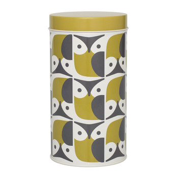 Owl Canister - 27x13cm