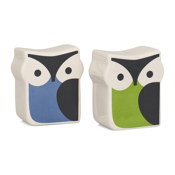 Owl Salt & Pepper