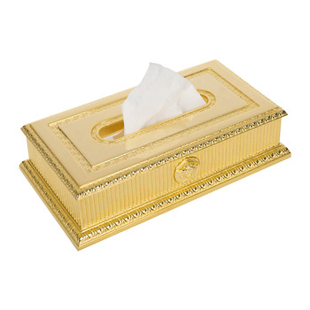 I Classici Tissue Box - Gold