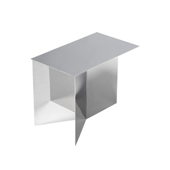 Slit Table - Oblong - Mirror