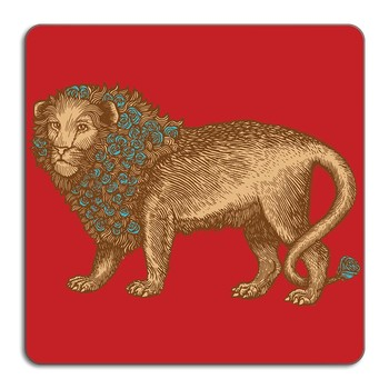 Puddin' Head - Animaux Placemat - Lion