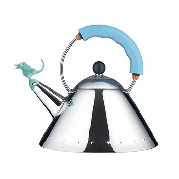 Tea Rex Kettle - Blue