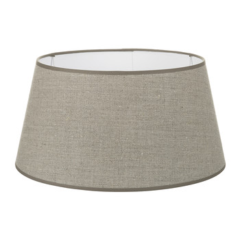 Cylinder Lampshade - Natural