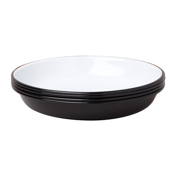 Deep Plate - Coal Black