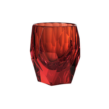 Milly Acrylic Tumbler - Red
