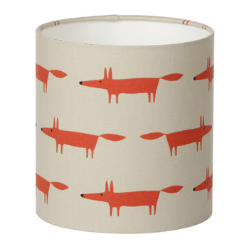 Little Fox Ginger Lamp Shade - Table