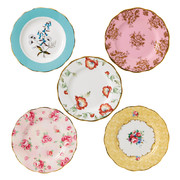 100-years-plate-set-5-piece-1950-1990