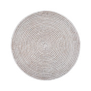 round-placemat-white