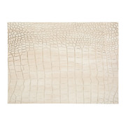 gator-recycled-leather-placemat-ivory
