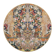 golden-flowers-charger-plate