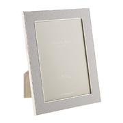 lilac-faux-shagreen-photo-frame-5x7