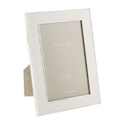 white-faux-snake-photo-frame-4x6