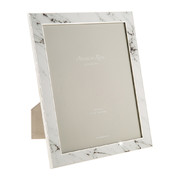 white-marble-photo-frame-8x10
