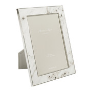 white-marble-photo-frame-5x7
