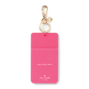 why-hello-there-id-tag-pink-colorblock